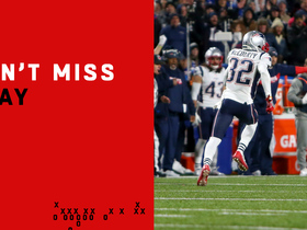 Can't-Miss Play: Devin McCourty goes 84 YARDS on pick-six