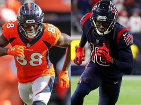 Will the addition of Demaryius Thomas immediately help DeAndre Hopkins?