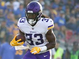 Rapoport: Dalvin Cook nearing a return to the field