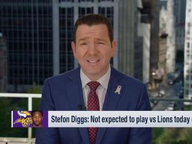 Rapoport: Dalvin Cook expected to play vs. Lions