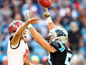 Panthers' D halts Bucs' fake punt in red zone