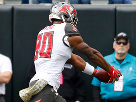 Fitzpatrick sneaks it to O.J. Howard for second TD