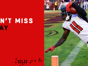 Can't-Miss Play: Julio refuses to go down on first TD of '18