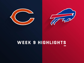 Bears vs. Bills highlights | Week 9