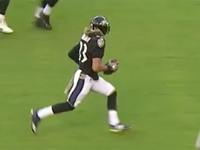 Ravens' last-second lateral attempt comes up short