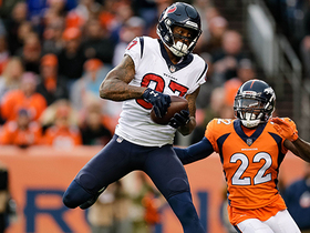 Demaryius Thomas pulls in tough toe-tap catch