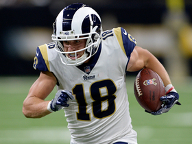 Goff delivers pinpoint pass to Kupp for 26 yards
