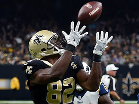 Ben Watson uses TD celebration as birth announcement