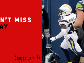 Can't-Miss Play: King snags pivotal pick-six vs. Wilson