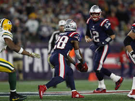 Pats execute flea flicker to perfection on 33-yard play