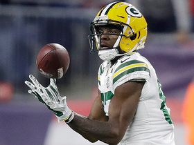 Valdes-Scantling sprints past McCourty for huge gain
