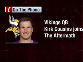 Cousins jokes he's 'going to treat' himself during bye week with Skittles