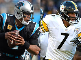 Prime: I'd take Cam over Big Ben right now
