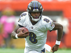 Rapoport: Lamar Jackson could step into a major role
