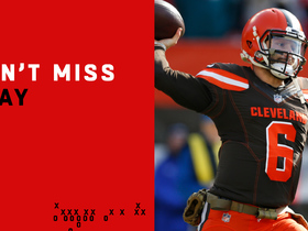 Can't-Miss Play: Mayfield uncorks HUGE TD on the run