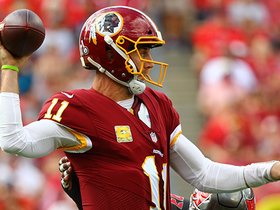 Alex Smith launches DEEP to Reed for 24 yards