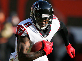 Julio Jones becomes fastest WR to 10,000 receiving yards