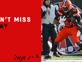Can't-Miss Play: Chubb breaks off longest run in Browns history