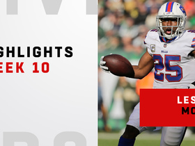 LeSean McCoy highlights vs. Jets | Week 10
