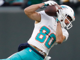 Amendola breaks free on 39-yard catch and run