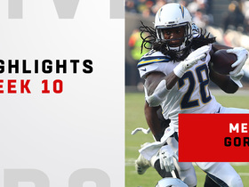 Melvin Gordon's best plays vs. Raiders | Week 10