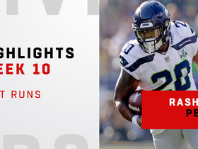 Best Rashaad Penny runs from his breakout game | Week 10