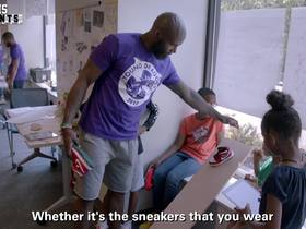 Malcolm Jenkins' work extends beyond the field