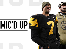 Mic'd Up: Big Ben, Tomlin fired up for 'TNF' win | Week 10