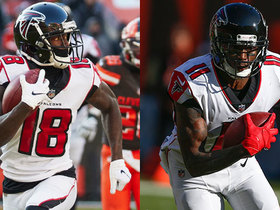 Shaun O'Hara highlights two Falcons who must step up vs. the Cowboys