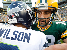 Soul & Science: How Aaron Rodgers, Russell Wilson dominate with off-schedule throws