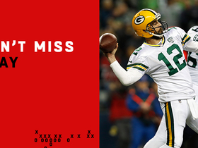 Can't-Miss Play: Rodgers uncorks HUGE 57-yard pass