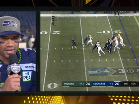 Russell Wilson narrates game-winning drive vs. Packers