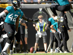 Church reads Big Ben for another Jaguars INT