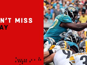 Can't-Miss Play: Fournette leaps over pile for TD