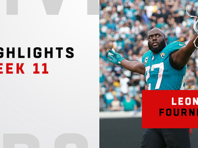 Best plays from Leonard Fournette's big day | Week 11