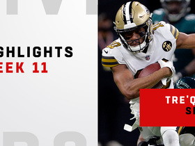Every Tre'Quan Smith catch from breakout game | Week 11