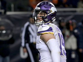Thielen snags perfect pass to bring Vikings within one possession