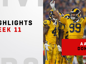 Aaron Donald's most dominant plays vs. Chiefs | Week 11
