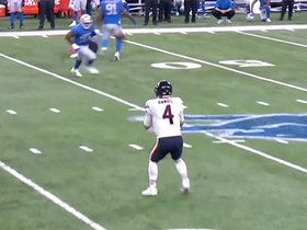 Bears pull page out of Pats' playbook on double-pass play