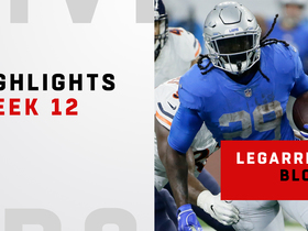 Highlights from LeGarrette Blount's 2-TD day | Week 12