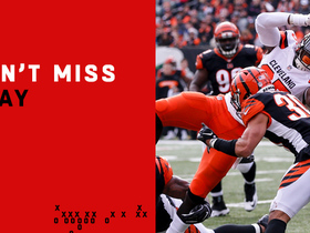 Can't-Miss Play: Njoku's leap for the AGES results in major TD