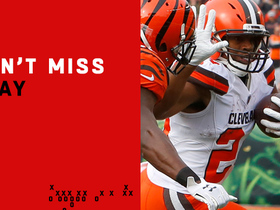 Can't-Miss Play: Chubb MOSSES DB for absurd TD catch