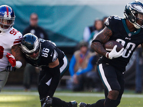 Ertz leads the way on Eagles' two-point conversion
