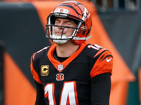 Dalton exits game after high snap turnover