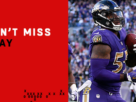 Can't-Miss Play: Suggs goes 43 yards for first TD since 2008
