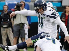 SeaBass for the win! Janikowski drills game-winning FG as time expires
