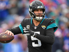 Bortles delivers perfect TD pass to Dede Westbrook