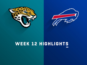 Jaguars vs. Bills highlights | Week 12