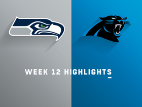 Seahawks vs. Panthers highlights | Week 12