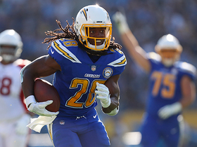 Melvin Gordon gashes Cardinals' D for 28-yard TD
